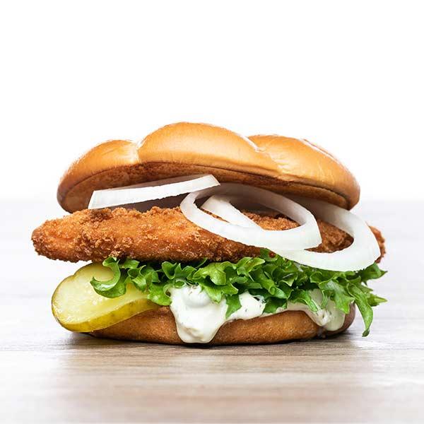 Lohiburgeri freshburger