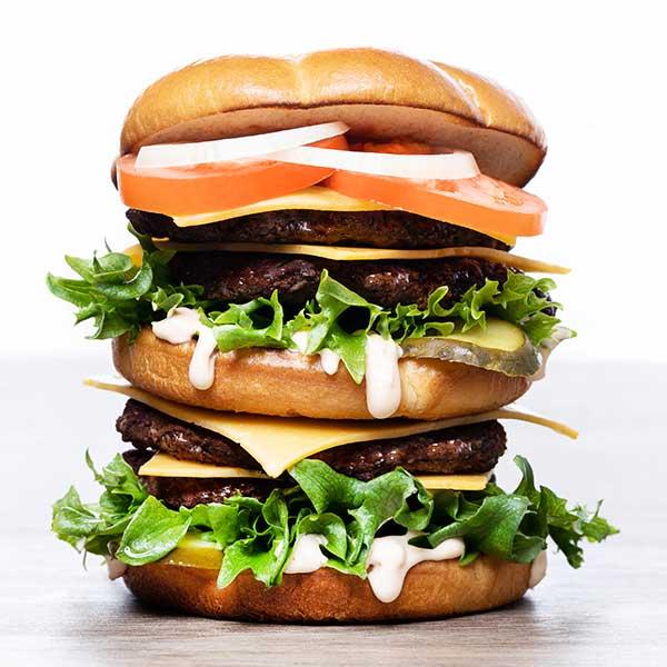 Megaburgeri freshburger