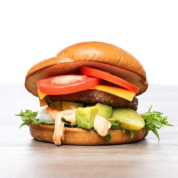 kasvisburgeri