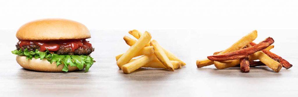 lastenburgeri ranskalaiset freshburger